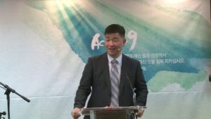 박용진 목사님 주일2부설교  시작보다 끝이 나음 2019 12 29