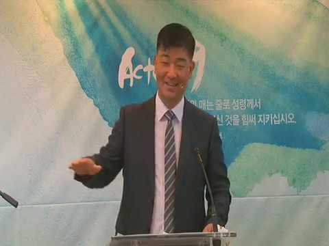 박용진 목사님 주일2부설교  새 밥상을 차려라 2019 10 6